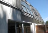 Kombinationsmöglichkeit Dachflächenfenster