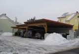 Carport mit 9 Abstellplätze, St.Andrä-Wördern