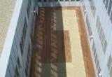 Holzterrasse (Holzart: Bangkirai)