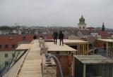 Dachgeschoßausbau Linke Wienzeile Ecke Mollardgasse