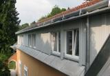 Dachsanierung mit Gaupenkonstruktion